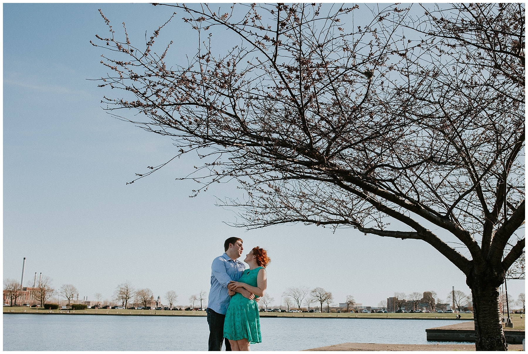Belle Isle Engagement