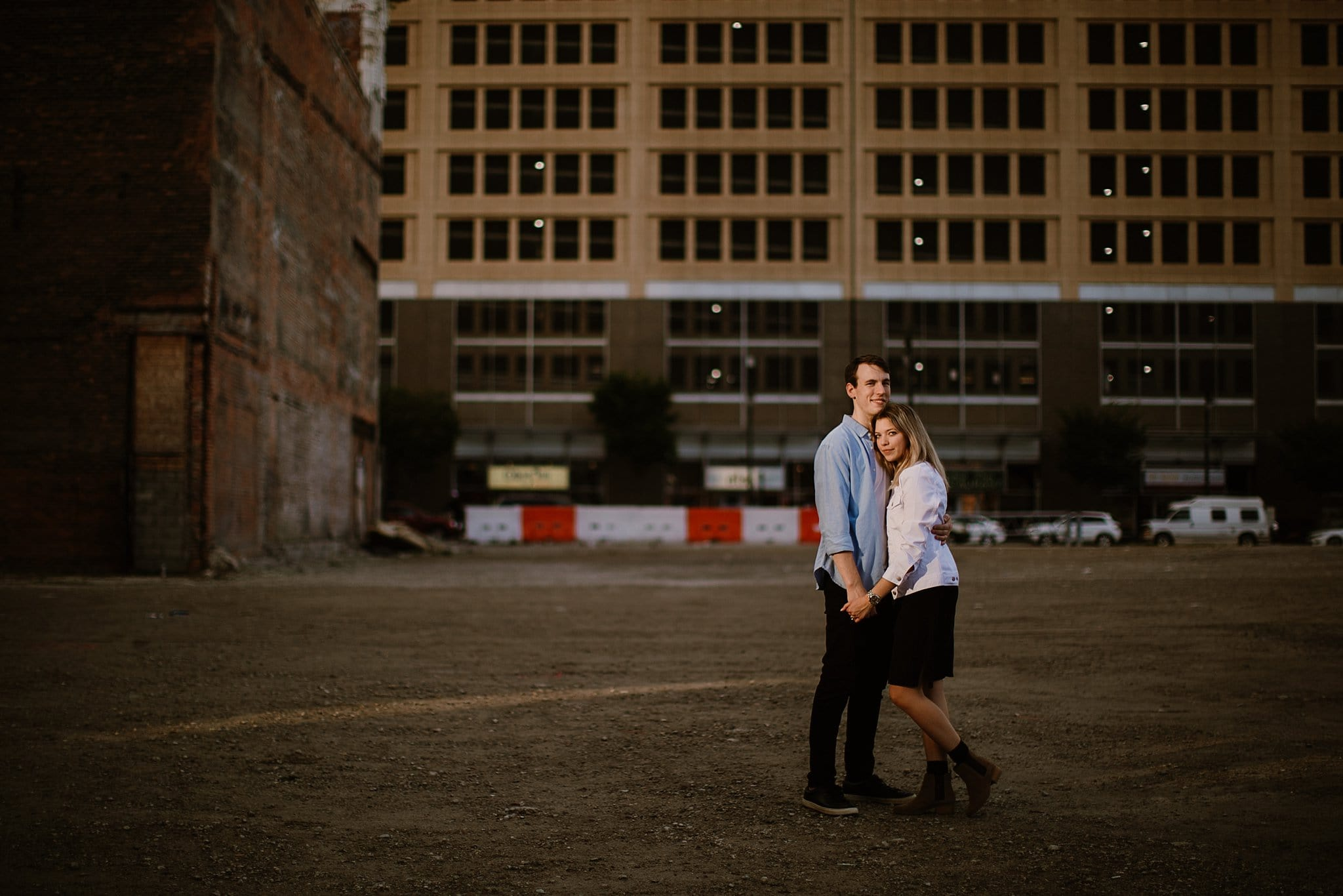 Detroit Engagement
