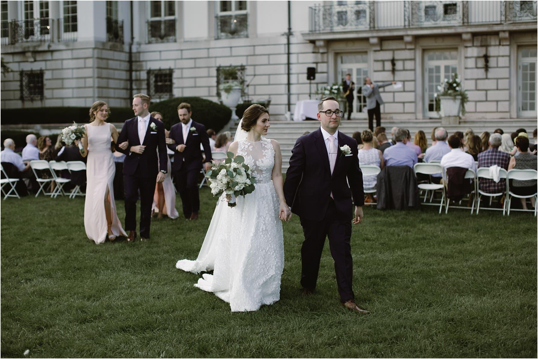 grosse pointe war memorial wedding