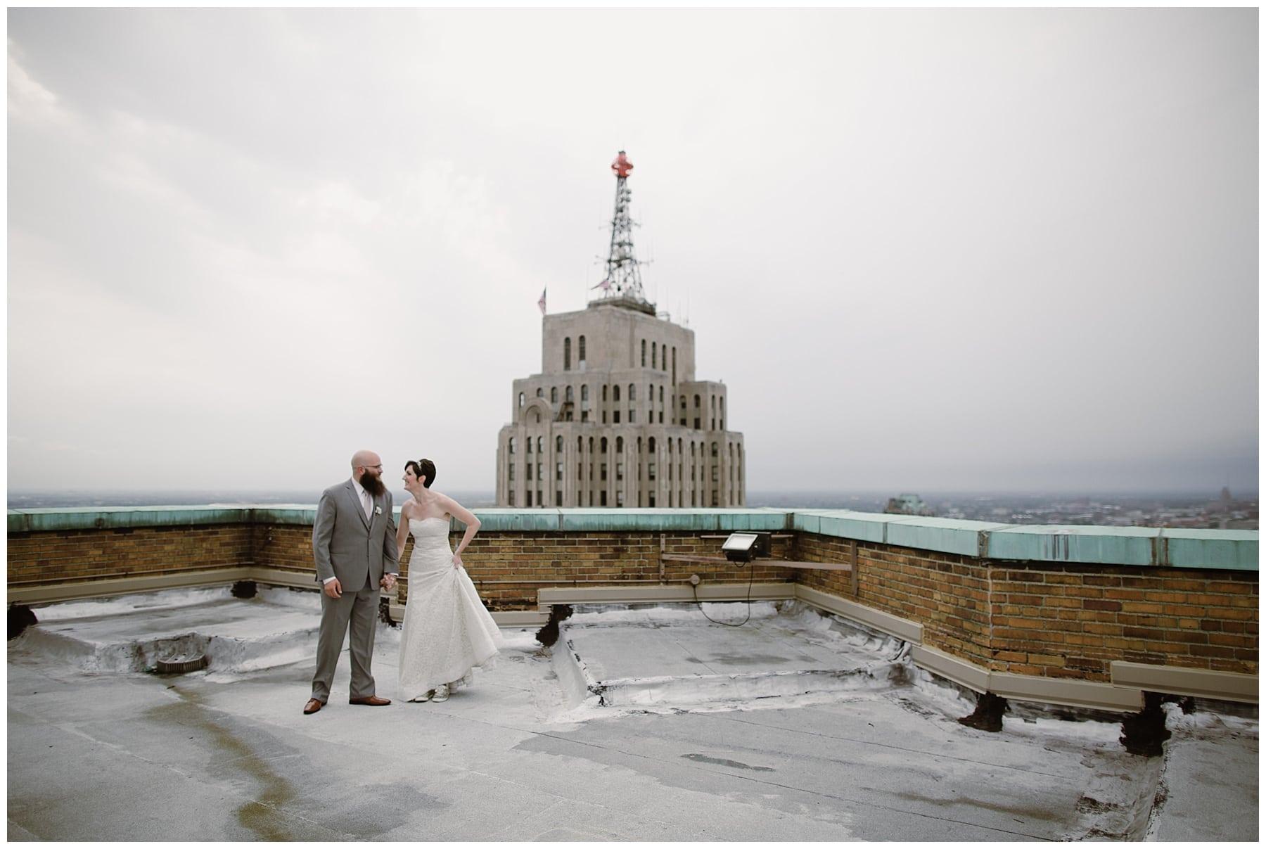 guardian building wedding
