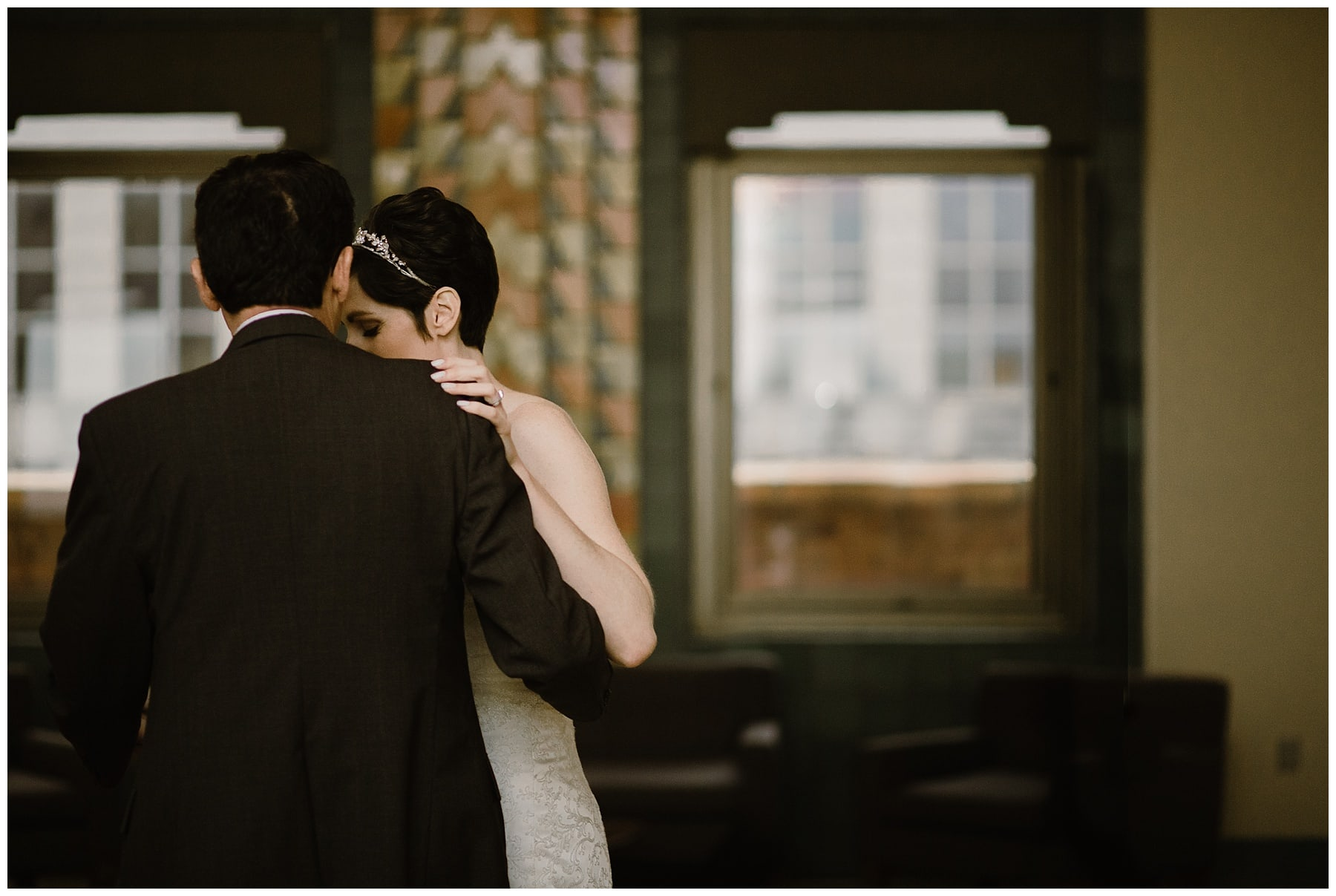 guardian building wedding